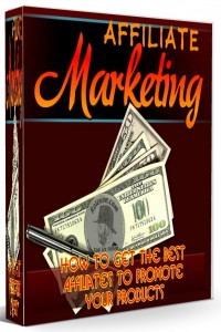 Ho to get the Best affiliates to promote your products