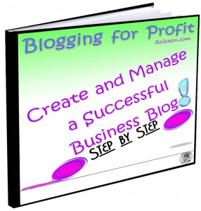 Blog for Profit Free with email subscription