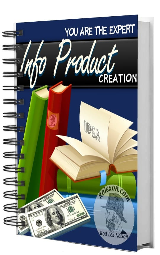 Info Product Creation